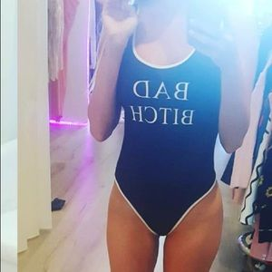 Other - One piece swimsuit or bodysuit